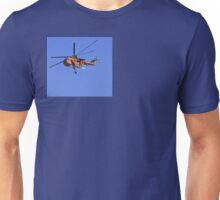 The Helicopter Kestrel Unisex T-Shirt