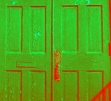 Door 205 by Philip Okoro