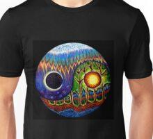Earth-Sky YinYang Unisex T-Shirt