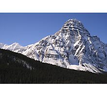 Rocky Mountains Icefields Hwy Photographic Print