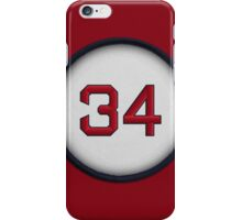 34 - Big Papi iPhone Case/Skin
