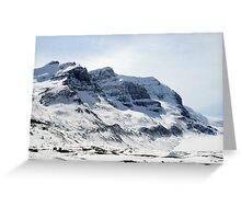 Icefields  Greeting Card