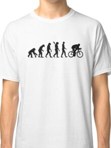 Evolution cycling bicycle Classic T-Shirt