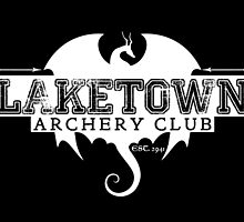Laketown Archery Club (Dark) by curiousfashion