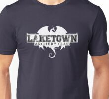 Laketown Archery Club (Dark) Unisex T-Shirt