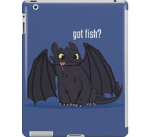 Got Fish? iPad Case/Skin