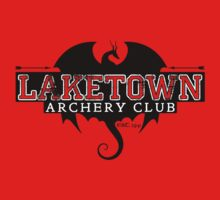 Laketown Archery Club Baby Tee