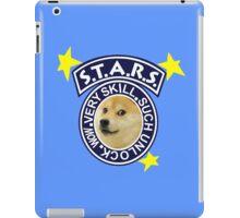 Doge S.T.A.R.S. iPad Case/Skin