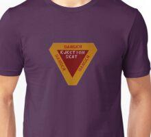 eject! eject! Unisex T-Shirt