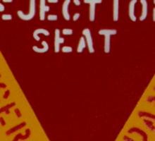 eject! eject! Sticker
