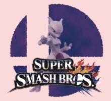 Mewtwo Smash Bros 3ds/Wiiu Kids Clothes