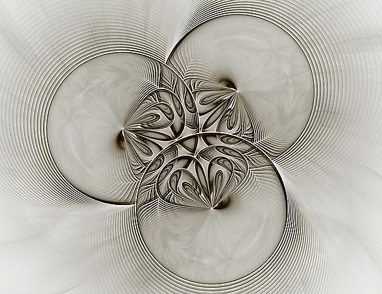 Zen Garden by Lauren Zorn