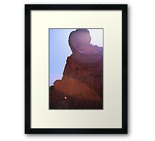 Ormiston Gorge Framed Print