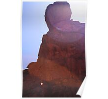 Ormiston Gorge Poster