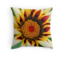 Flames Throw Pillow