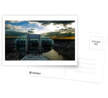 London Eye Postcards