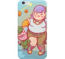 Chubby Bulma iPhone Case/Skin
