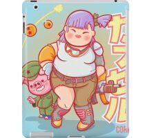 Chubby Bulma iPad Case/Skin
