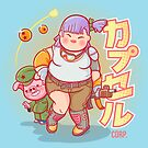 Chubby Bulma by TokyoCandies