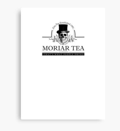 Moriartea of London - Sherlock Canvas Print