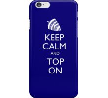 MTG - Keep Calm & Top On iPhone Case/Skin