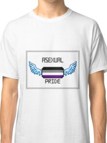 Asexual pride Classic T-Shirt