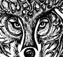 The Wolf Tree Sticker
