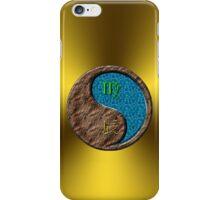 Virgo & Dragon Yang Water iPhone Case/Skin