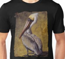 """ Brown Pelican "" Unisex T-Shirt"