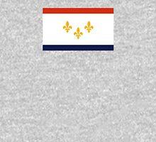 Flag of New Orleans  Unisex T-Shirt