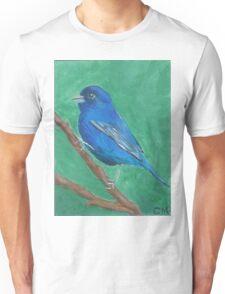 Indigo Bunting  Unisex T-Shirt