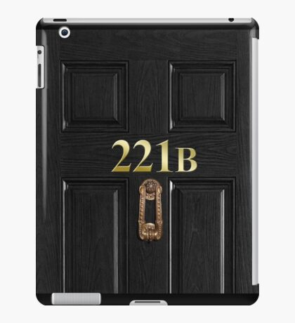 221b Bag iPad Case/Skin