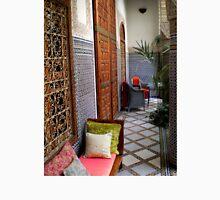 Loggia At Riad Enija, Marrakesh, Morroco Unisex T-Shirt