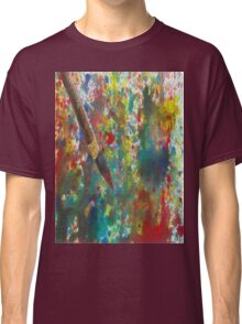 Paint Mess Classic T-Shirt