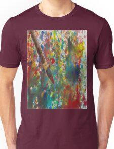 Paint Mess Unisex T-Shirt