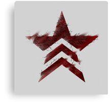 Renegade Interrupt from Mass Effect Canvas Print