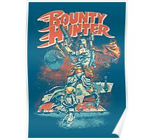 BOUNTY HUNTER Poster