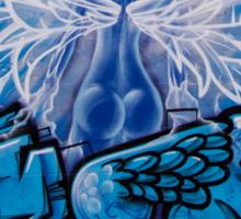 Blue Angel Sticker