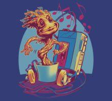 GROOVIN' THROUGH THE GALAXY T-Shirt