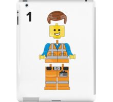 The Lego Movie iPad Case/Skin