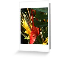 Tropic Color #4 Greeting Card