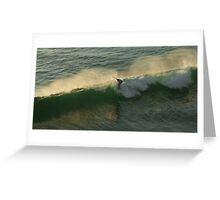Surfer #2 Greeting Card
