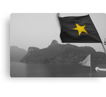Vietnamese Flag Canvas Print