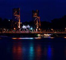 Clyde River Bridge by garts