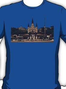 New Orleans Jackson Square T-Shirt