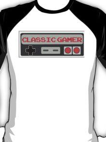 Classic Gamer (NES VERSION) T-Shirt