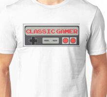 Classic Gamer (NES VERSION) Unisex T-Shirt