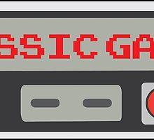 Classic Gamer (NES VERSION) by BisharpTheRangr