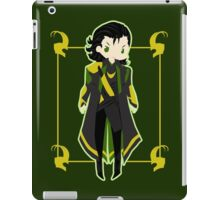 Loki Chibi iPad Case/Skin