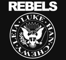 Rebels by heliconista